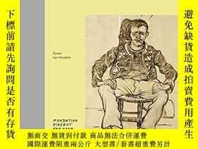 二手書博民逛書店Van罕見Gogh Drawings 梵高的畫Y21066