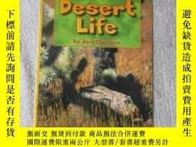 二手書博民逛書店Desert罕見Life(Science )Y21478 Jer