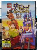 影音專賣店-P01-168-正版DVD-動畫【史酷比 爆炸海灘盛會】-樂高動畫電影