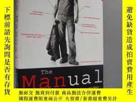二手書博民逛書店The罕見Manual:a true bad boy expla