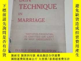二手書博民逛書店THE罕見SEX TECHNIQUE IN MARRIAGEY2