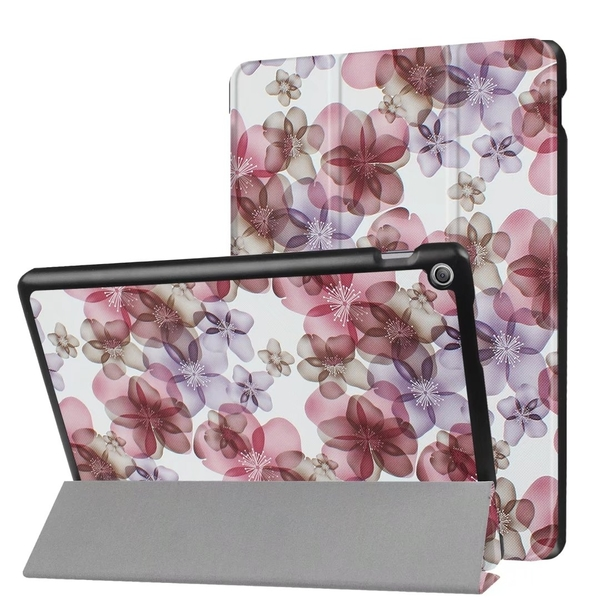 華碩 ASUS ZenPad 10 Z301ML Z301MFL 平板皮套 側掀可立式 彩繪保護套 防摔保護殼 超薄三折