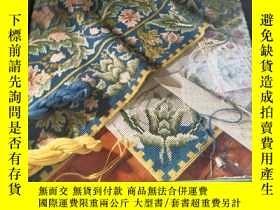 二手書博民逛書店ICTORIAN罕見NEEDLE POINT 英文十字繡書Y13325 出版1989