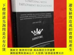 二手書博民逛書店Complying罕見with Employment Regul
