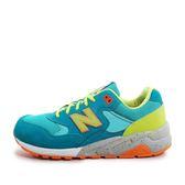 New Balance MRT580 [MRT580BT] 男鞋 休閒 經典 運動 水藍 黃 總統
