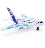 四通道遙控飛機客機模型玩具 可充電地上跑的飛機耐摔【快速出貨八折搶購】