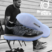 Nike Zoom KD11 EP OREO 黑灰雪花  編織 冰底 籃球鞋 男 (布魯克林) 2018/7月 AO2605-004