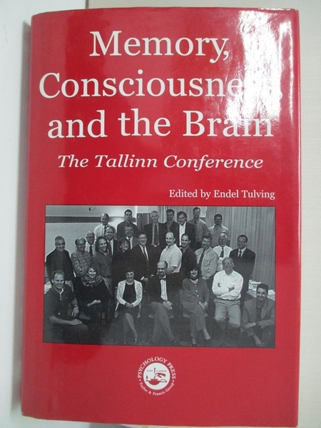 【書寶二手書T8/心理_KFV】Memory, Consciousness, and the Brain: The Tallinn Conference_Tulving, Endel (EDT)