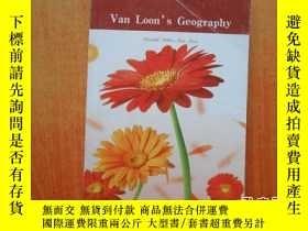 二手書博民逛書店Van罕見Loons Geography(房龍的地理:英文)23
