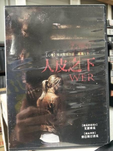 挖寶二手片-Y65-026-正版DVD-電影【人皮之下】-艾潔庫克 賽巴斯汀洛克