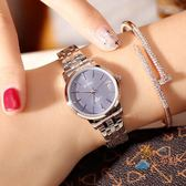 香港艾奇EYKI潮流時尚高端大氣簡單大方女士防水石英手錶WY