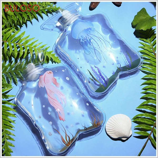 《不囉唆》PVC透明熱水袋 保溫袋/退燒袋/熱水袋/保冷/保冰/注水(可挑色/款)【A425759】