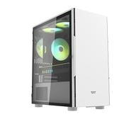 【鼎立資訊】darkFlash Neo202 M-ATX機箱-白色