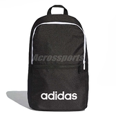 adidas 後背包 Linear Classic Daily Backpack 黑 白 男女款 運動 【ACS】 DT8633