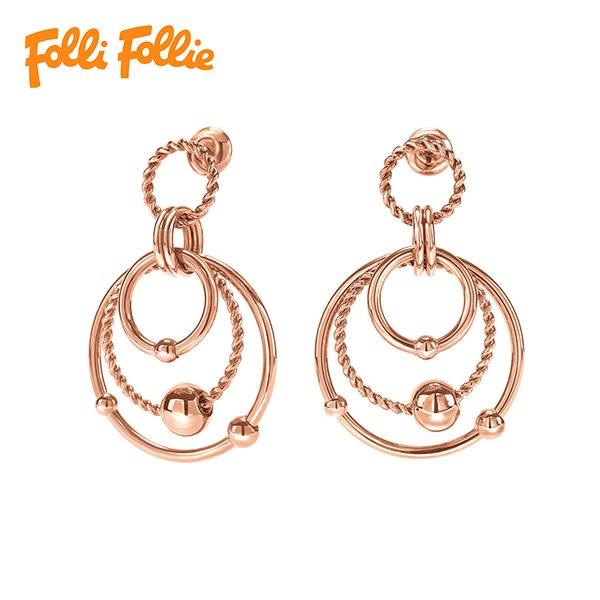 Folli Follie STYLE BONDING系列耳環