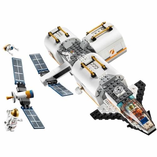 樂高積木 LEGO《 LT60227 》City 城市系列 - 月球太空站╭★ JOYBUS玩具百貨