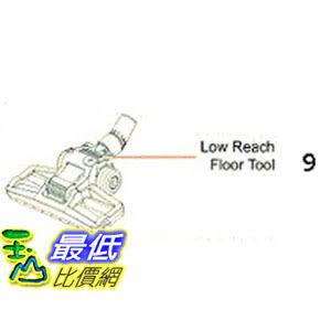 [104美國直購] 戴森 Dyson Part DC17 Uprigt Dyson Titanium/Iron Low Reach Floor Tool Assy #DY-904136-39