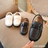 豆豆鞋兒童豆豆鞋男童女童鞋子幼兒寶寶單鞋男寶女寶皮鞋軟底潮 童趣潮品