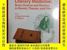 二手書博民逛書店Literary罕見Medicine: Brain Diseas