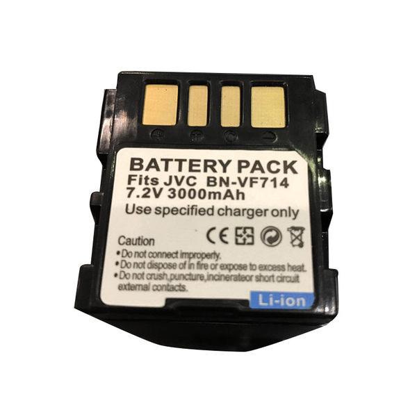 黑熊館 JVC BN-VF714 BN-VF714 鋰電池 D360 D370 D390U D29 D295 D3