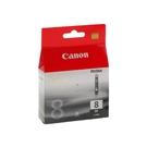【福利品】CANON CLI-8BK 原廠墨水匣 適用IP3300 IP3500 IP4200 IP4300 IP4500 IX4000 mp530 mx700