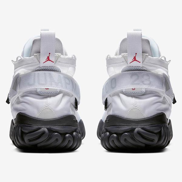 NIKE JORDAN PROTO REACT 男鞋 籃球 喬丹 高筒 白 【運動世界】BV1654-100