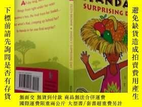 二手書博民逛書店HANDA S罕見SURPRISING DAY 漢達出人意料的一天Y200392