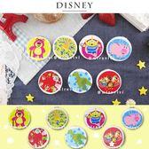 Disney迪士尼 玩具總動員圓型折鏡 雙面鏡_Q版