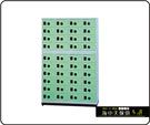 {{ 海中天休閒傢俱廣場 }} F-99 摩登時尚 MC 多功能置物櫃系列 MC-6040B 40小門鞋櫃