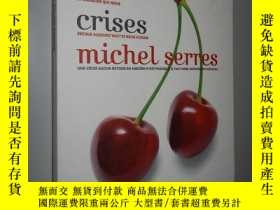 二手書博民逛書店Temps罕見des crises by Michel Serr