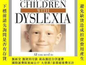 二手書博民逛書店The罕見Everything Parent s Guide To Children With Dyslexia奇