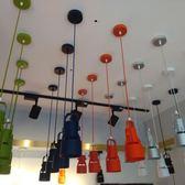生鮮軌道燈led服裝店燈PAR30燈軌道超市燈水果燈生鮮射燈豬肉燈igo「青木鋪子」