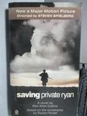 【書寶二手書T8/原文小說_ORS】Saving Private ryan_Max Allen Collins