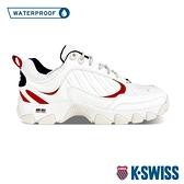 K-SWISS HS329 WP防水老爹鞋-中性-白/藍/紅
