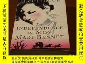 二手書博民逛書店THE罕見INDEPENDENCE OF MISS MARY B