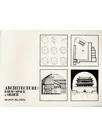二手書博民逛書店 《Architecture: Form, Space and Order》 R2Y ISBN:0442215355│FrancisD.K.Ching