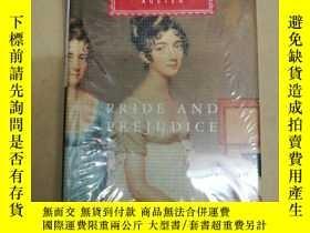 二手書博民逛書店Pride罕見and Prejudice(傲慢與偏見 人人叢書