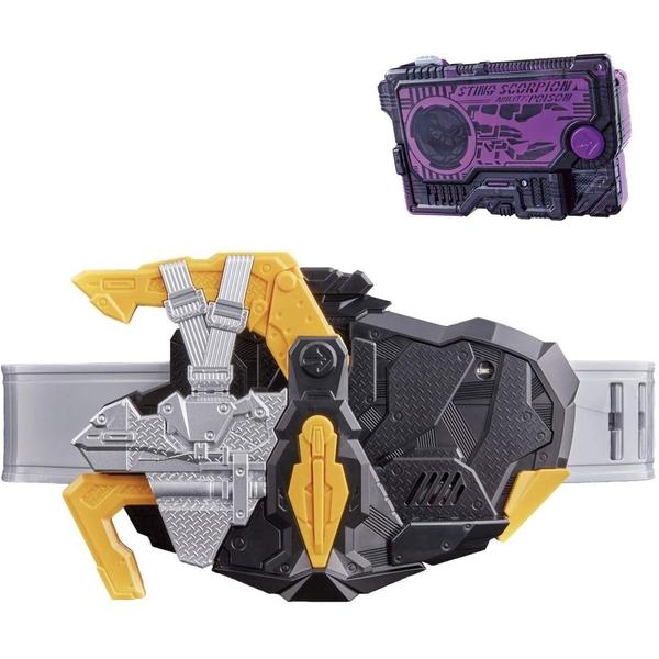 BANDAI 萬代 假面騎士 ZERO-ONE DX 滅亡迅雷強制昇華器 變身腰帶
