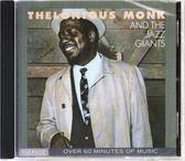 【正版全新CD清倉 4.5折】巨擘相惜 Thelonious Monk and the Jazz Giants