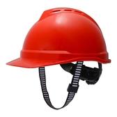 msa梅思安V-Gard/500ABS豪華型安全帽帶透氣孔超愛戴帽襯工程建筑 創時代 YJT
