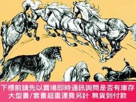 二手書博民逛書店The罕見Art of Animal Drawing:Construction, Action Analysis,