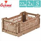 堆疊收納 收納箱 置物籃【Z0022-A...