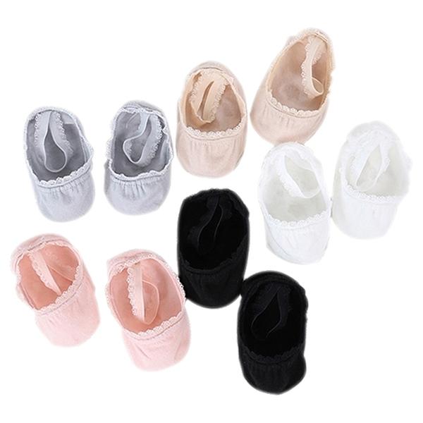 寶寶襪 蕾絲綁帶 嬰兒襪 短襪 童襪 防滑襪 船型襪 地板襪 0-4歲 CA1243 好娃娃