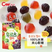 韓國 Jellico 100% 水果夾心軟糖 50g 水果軟糖 夾心軟糖 綜合果汁 軟糖 糖果