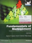 【書寶二手書T5/大學商學_ZDA】Fundamentals of Management_Robbins