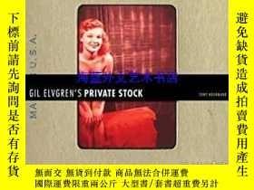二手書博民逛書店Gil罕見Elvgren s Private StockY283