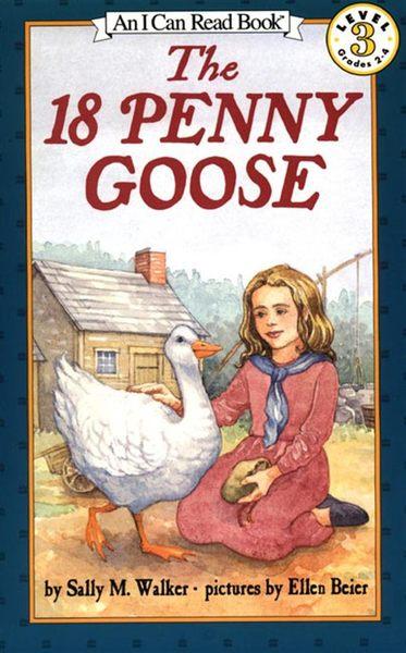 (二手書)An I Can Read Book Level 3: The 18 Penny Goose
