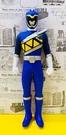 【震撼精品百貨】超級戰隊系列_スーパー戦隊シリーズ~超級戰隊人形公仔-藍#78369