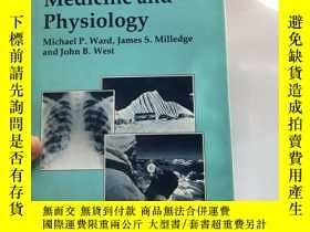 二手書博民逛書店High罕見Altitude Medicine and Phys