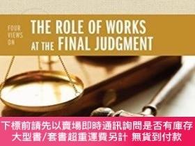 二手書博民逛書店Four罕見Views On The Role Of Works At The Final Judgment (c